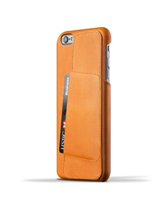 Leather Wallet Case 80° For Iphone 6(s) Plus - Tan
