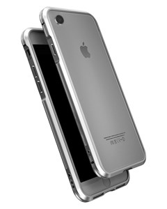 Electra Aviation Aluminium Frame Silver - Iphone 7/8