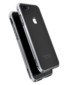 Electra Aviation Aluminium Frame Silver - Iphone 7/8 Plus