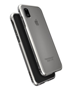 Electra Aviation Aluminium Frame Silver - Iphone X/xs