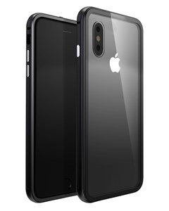 Exodus Aviation Aluminium Case Black - Iphone X/xs