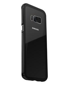Exodus Aviation Aluminium Case Black - Samsung Galaxy S8+