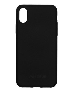 Enigma Ultra Thin Soft Touch Case Black - Iphone X/xs