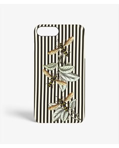 S.c Iphone 7/8 Plus Stripy Wasp Black