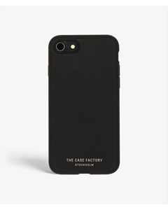 S.c Iphone 7/8 Silicone Black