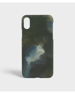 S.c Iphone X/xs Aquarello Black