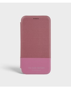 S.c Iphone X/xs Wallet Case Tech Pink