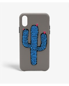 S.c Iphone Xr Woolly Cactus Grey