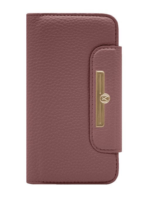 Marvêlle N303 Magnetic Case & Wallet Roseberry Rose  - Iphone 7/8 Plus  Roseberry Rose