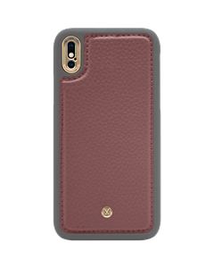 N303 Magnetic Case & Wallet Roseberry Rose  - Iphone Xs Max  Roseberry Rose