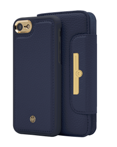 N303 Magnetic Case & Wallet Oxford Blue  - Iphone 6/6s/7/8  Oxford Blue