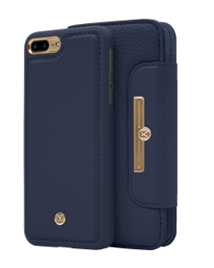 N303 Magnetic Case & Wallet Oxford Blue  - Iphone 7/8 Plus  Oxford Blue