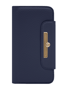 N303 Magnetic Case & Wallet Oxford Blue  - Iphone Xs Max  Oxford Blue