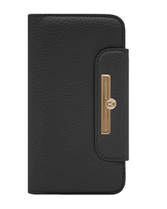 Marvêlle N303 Magnetic Case & Wallet Midnight Black  - Iphone 7/8 Plus  Midnight Black