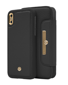 N303 Magnetic Case & Wallet Midnight Black  - Iphone X/xs  Midnight Black