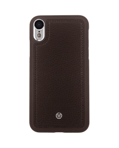 N303 Magnetic Case & Wallet Walnut Dark Brown  - Iphone Xr  Walnut Dark Brown