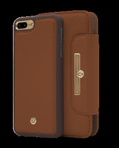 N303 Magnetic Case & Wallet Oak Light Brown  - Iphone 7/8 Plus  Oak Light Brown