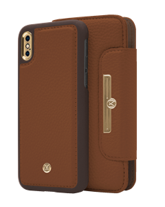 N303 Magnetic Case & Wallet Oak Light Brown  - Iphone X/xs  Oak Light Brown