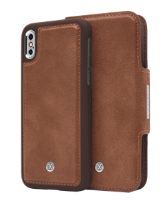 N305 Magnetic Case & Wallet Oak Light Brown  - Iphone X/xs  Oak Light Brown