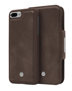N305 Magnetic Case & Wallet Walnut Dark Brown  - Iphone 7/8 Plus  Walnut Dark Brown