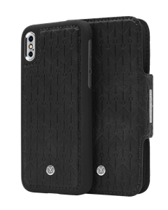 N305 Signature Magnetic Case & Wallet Midnight Black  - Iphone X/xs  Midnight Black