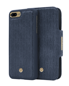 N305 Signature Magnetic Case & Wallet Oxford Blue  - Iphone 7/8 Plus  Oxford Blue