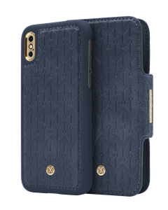 N305 Signature Magnetic Case & Wallet Oxford Blue  - Iphone X/xs  Oxford Blue