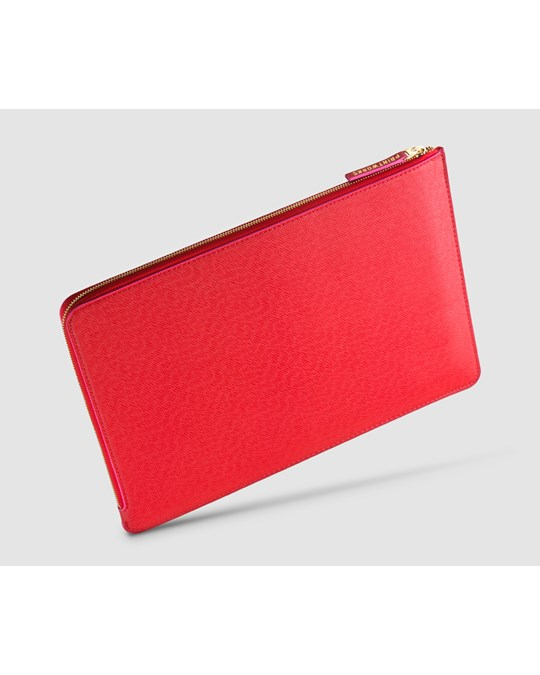 Printworks Laptop Case (red/cerise) - 10 - 12 Inch Red