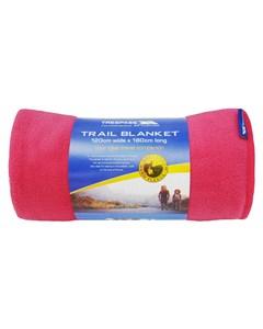 Trespass Snuggles Fleece Trail Blanket - Asrtd