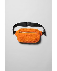 Wood Pile Waistbag Orange