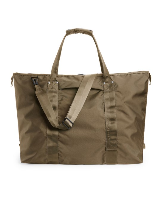 Arket Weekend Bag Bronze