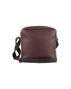 Bottega Veneta Grained Leather Messenger Bag