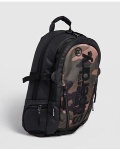 Tarp Backpack Green Camo