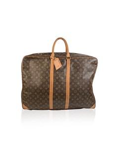 Louis Vuitton Vintage Monogram Canvas Sirius 60 Suitcase Luggage