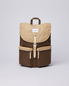 Roald Multi Olive / Beige With Natural Leather