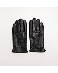 Leather Gloves Asg01 Black