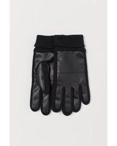 Glove Malte Black