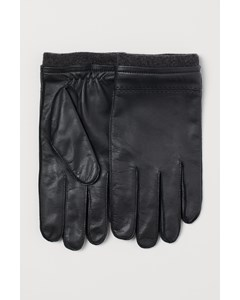 Glove Haakan Black