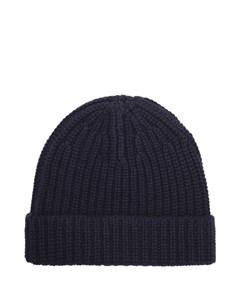 Wool Hat Blue
