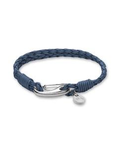 Suede Bracelet Blue
