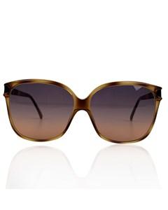 Christian Dior Rare Vintage Unisex Brown Optyl Sunglasses Mod 2284