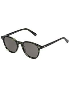 Le Specs Handmade - Bandeau B Khaki Oak W/ Khaki Mono Lens/