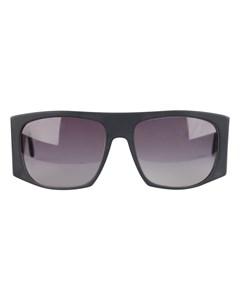Matt Black Unisex Hunting Sunglasses