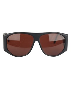 Matt Black Sunglasses Mod Carthago Polarized Lens 56mm