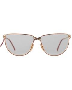 Casanova Vintage 24k Gold Plated Mint Eyeglasses Cn4 54mm