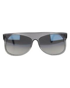 Striped Unisex Sunglasses Mod. Mogadishu