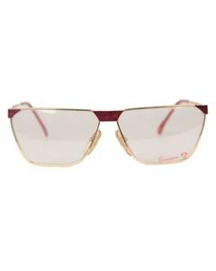 Casanova Vintage 24k Gold Plated Mint Unisex Eyeglasses Mc2 54mm