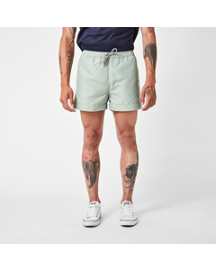 Swim Shorts-q6041 Light Dust Green