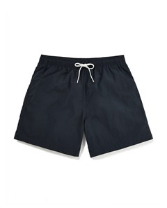 Shorter Length Swim Shorts Navy