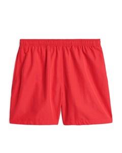 Swimwear Bottom Red
